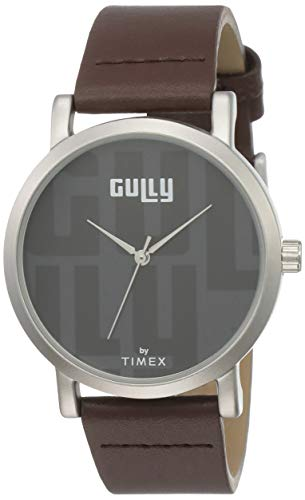 Gully by Timex Gully Analog Black Dial Men's Watch-TWEG15431