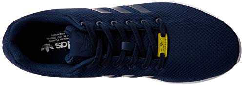 Adidas ZX Flux, Unisex-Adults' Low-Top Sneakers, Blue (New Navy/New Navy/Running White), 11 UK (46 EU)