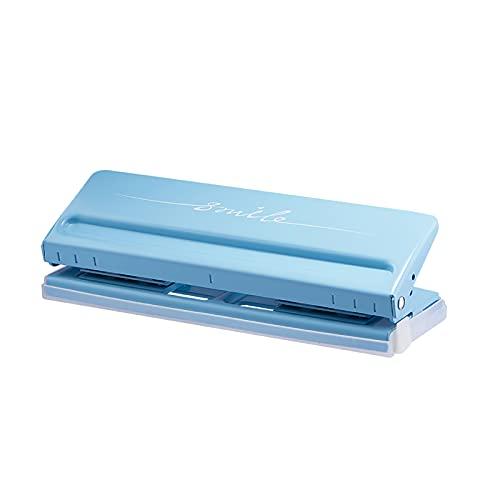Bisofice 穴あけパンチ ルーズリーフA4 A5 A6 B7 6穴パンチ 手帳 業務用 6ページの容量