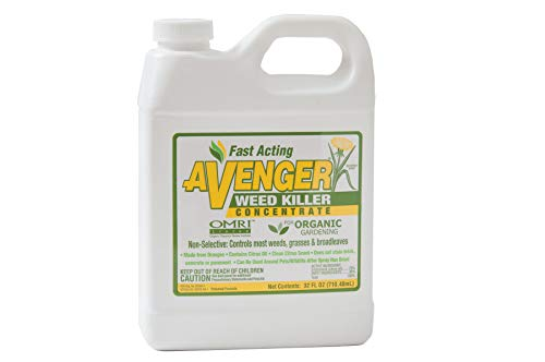 Avenger Organics, Avenger Weed Killer Concentrate,...