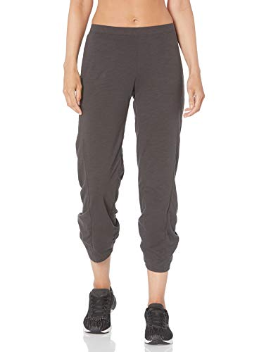 Neon Buddha Women's Standard Seagrove Ankle Pant, Carbon, Small