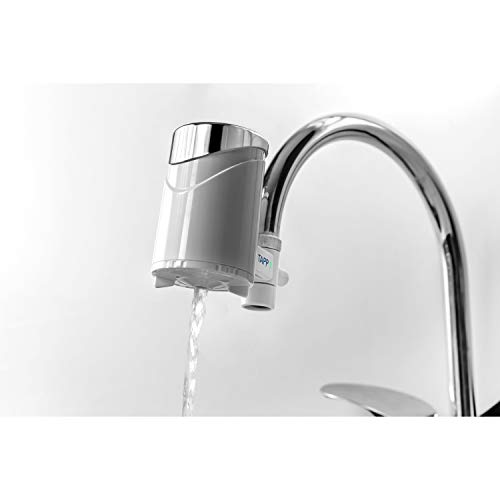 TAPP Water TAPP 1 - Filtro acqua per la cucina - Filtra cloro, sedimenti, ossido, nitrati, pesticidi - Sistema di filtrazione per rubinetto
