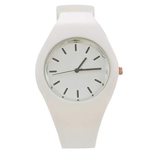 Roblue Damen Armbanduhr Silikon Mädchen Jungen Sportuhr Kinderuhr Analog Quarzuhr Uhren Damen-Armbanduh