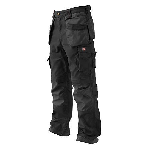 Lee Cooper Cargo-broek voor heren broek 38W x 32L zwart/zwart