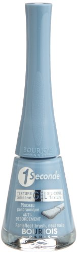 Bourjois 1 Seconde Nagellack Bleu Water Nr. 08, 9ml