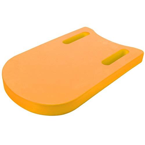 DAUERHAFT Tabla de Patadas de natación con Asas incorporadas, para niños, Adultos, para práctica de natación(Orange)