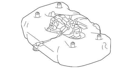 Best Deals! Genuine Mercedes-Benz Additive Tank 164-470-77-01