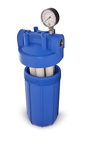 Doulton Rio 2000 Big Blue Hauswasserfilter Bakterien und Keimsperre