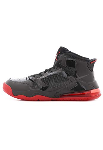 Jordan Mars 270, Black / Anthracite-gym Red, 11