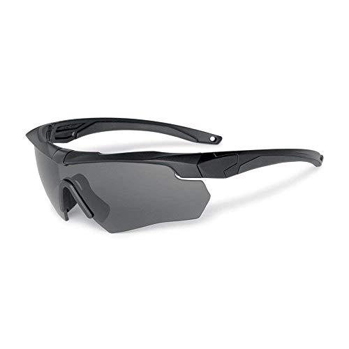 ZoliTime Gafas de Sol Militares 3LS, 4LS 5LS Kit de Gafas de Sol Militares polarizadas para Hombres tácticas