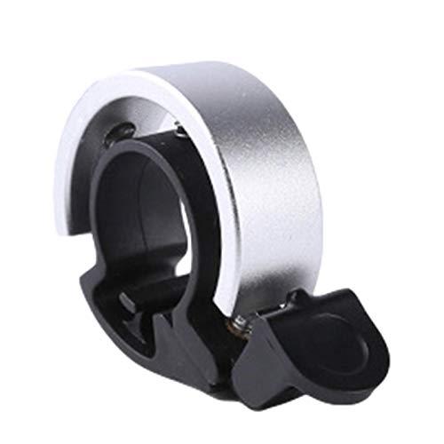 keleiesXD Bike Bell anillo de bicicleta de aleación de aluminio innovador con cuerno de bicicleta de sonido fuerte para bicicleta eléctricabicicleta de montañabicicleta modern