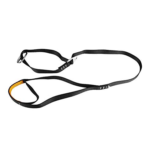 MAGT Foot Ascender Loop Foot Ascender Sling-gamt-Sling Foot Loop Ascender Webbing Sling Climbing Ascender for Outdoor Mountaineering, Rock Climbing, Expedition, Caving, Rescue Aerial Work