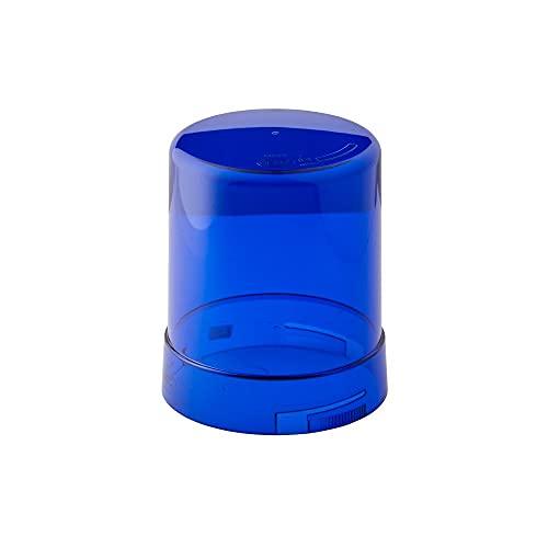 HELLA 9EL 856 417-001 Lichtscheibe, Rundumkennleuchte - blau