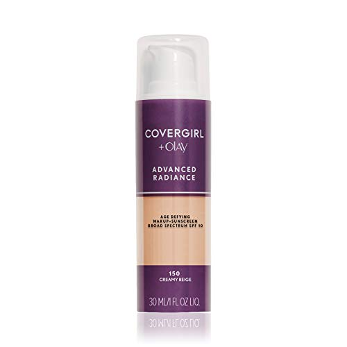 COVERGIRL - Advanced Radiance Liquid Makeup Creamy Beige - 1 fl. oz. (30 ml)
