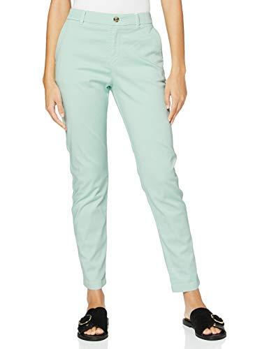 BOSS Damen Sachini5-d Pants, Turquoise/Aqua (442), 40 EU