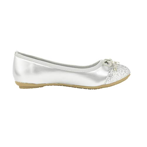 Guess Dancer Silver FIDAN PAT02 Ballerina