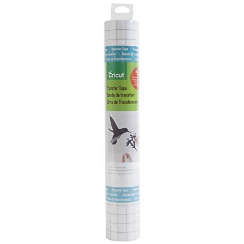 Cricut Vinyl Transfer Tape, 12X4, Standard Grip
