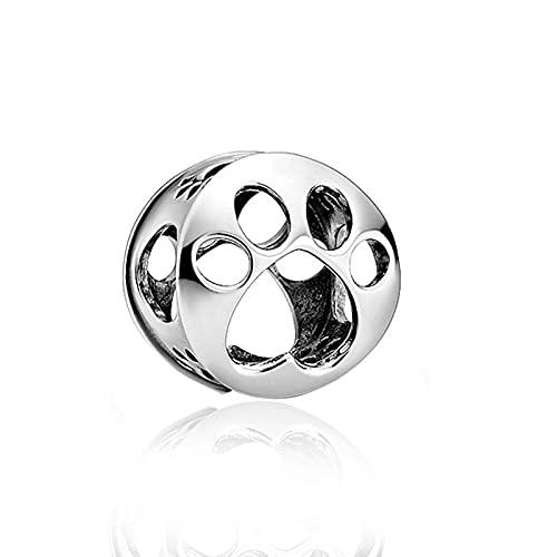 Pandora 925 plata esterlina DIY colgante joyería ninny conejito encantos ajuste pulsera joyería