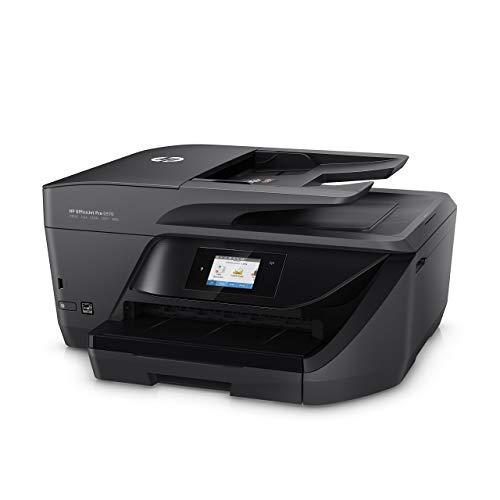HP OfficeJet Pro 6970All-in-One, stampante a getto d'inchiostro a colori, compatibile con inchiostro istantaneo