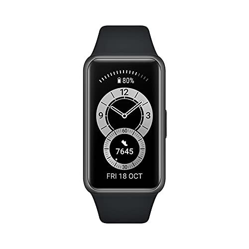 Huawei Band 6 blood oxygen LED screen heart rate monitoring sleep monitoring Smartband
