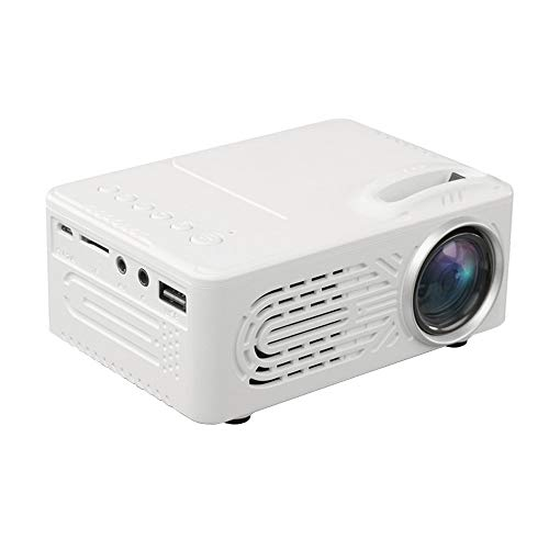 Christmas Best Gift for Family!!Kacowpper 7000 Lumens 3D 1080P Full HD Mini Projector LED Multimedia Home Theater AV USB