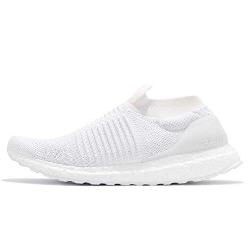 Adidas Ultraboost Laceless, Zapatillas de Deporte Hombre, Blanco (Nondye/Nondye/Nondye 000), 53 1/3 EU 🔥