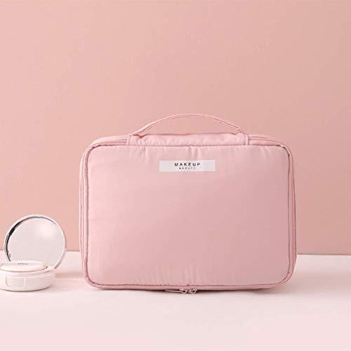 Sac cosmétique Mesdames Portable cosmétiques sac à main de grande capacité de stockage de grande capacité Sac maquillage Case