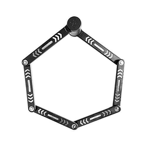 Kryptonite Folding Locks, Chiusura Pieghevole Kryptolok 610 Unisex – Adulto, 100