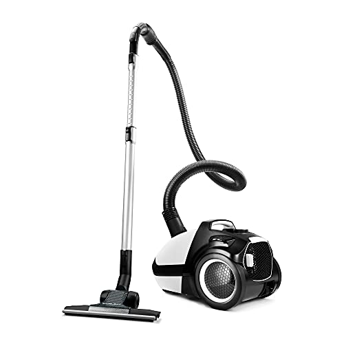 Soniclean WhisperJet C2 Canister Vacuum Cleaner - Made in Germany