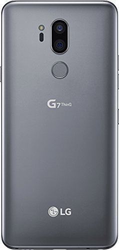 LG G7 ThinQ 4Go de RAM / 64Go Gris Platinum