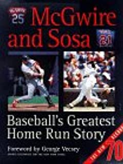 McGuire and Sosa: Baseball's Greatest Home Run Story