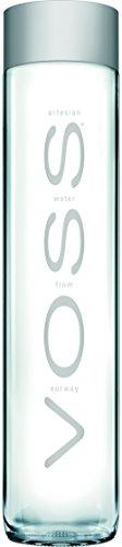 VOSS Water Still 800 ml, natürliches Mineralwasser, 12er Pack (Einweg, 12 x 800 ml)