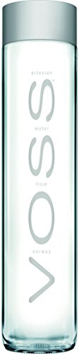 Voss - Still Water - Glass Bottle - 800ml (Case of 12)