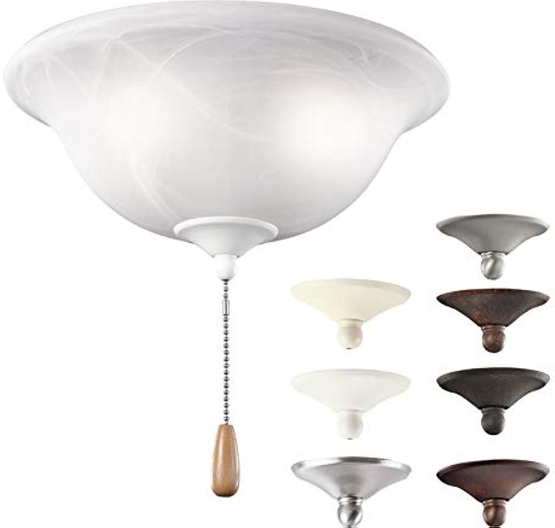 Kichler 338506MUL Accessory Bowl 3 Light, Multiple