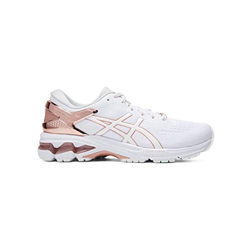 ASICS Gel-Kayano 26 Platinum Women's Zapatillas para Correr - SS20-40.5