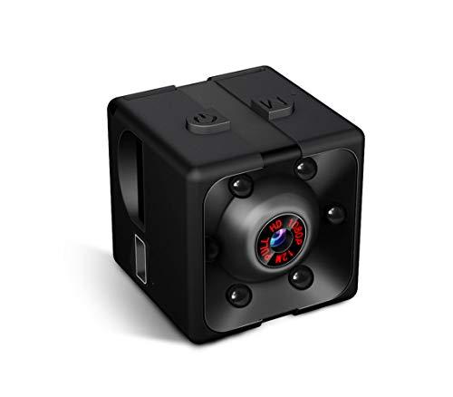 Supoggy Mini Cámara Espía Full HD 1080P Cámara Portátil