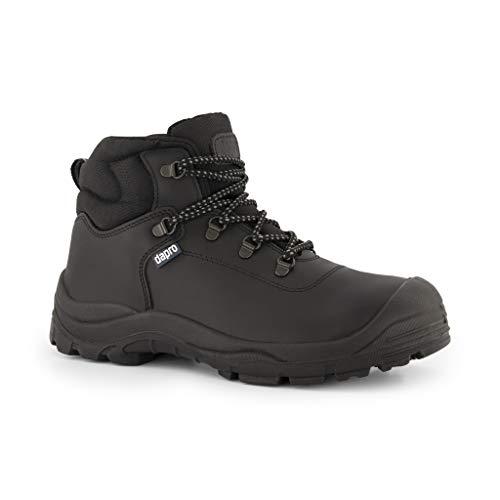Elements 2 S3 C Chaussures de sécurité - Noir - Ebout de Protection en Acier et Anti-Perforation Semelle intermédiaire en Acier