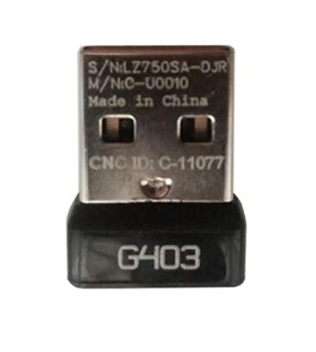ComponentWarehouse Genuine Logitech G403 G603 G703 G900 G903 Pro Wireless Mouse USB Receiver Dongle