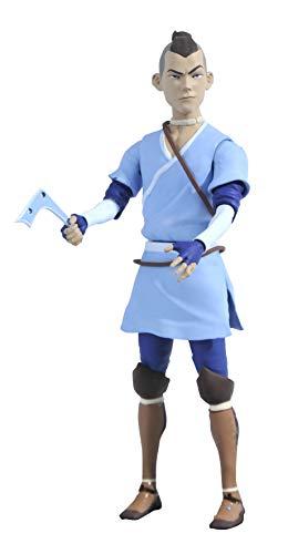 DIAMOND SELECT TOYS Avatar The Last Airbender: Sokka Deluxe Action Figure