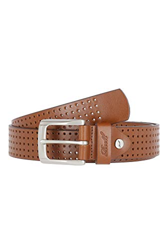 Reell Punched ceinture L/XL brown