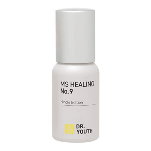 Dr.YOUTH Aromatherapy Essential Oil Roll On No.9 : Joint Pain Relief Muscle Anxiety Sleep Calming Stress Lavender Massage Frankinsence Hinoki Blends German Chamomile Aceites Esenciales Lavanda Skin