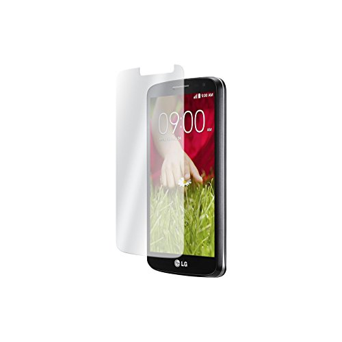 PhoneNatic 1 x Glas-Folie klar kompatibel mit LG G2 Mini - Panzerglas für G2 Mini