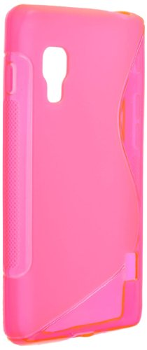 Katinkas Soft Cover for LG Optimus L5 II, Wave, Pink