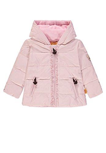 Steiff Baby-Mädchen Anorak Jacke, Rosa (Barely Pink|Rose 2560), 68