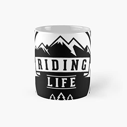 MTB Riding Life Classic Mug