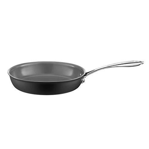 Cuisinox Cuiceram - Poêle 20cm aluminium laqué noir, revêtement céramique