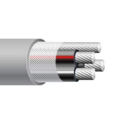 Nassau 6-6-6-6 trend rank SER Aluminum Entrance Service Cable 400FT We OFFer at cheap prices