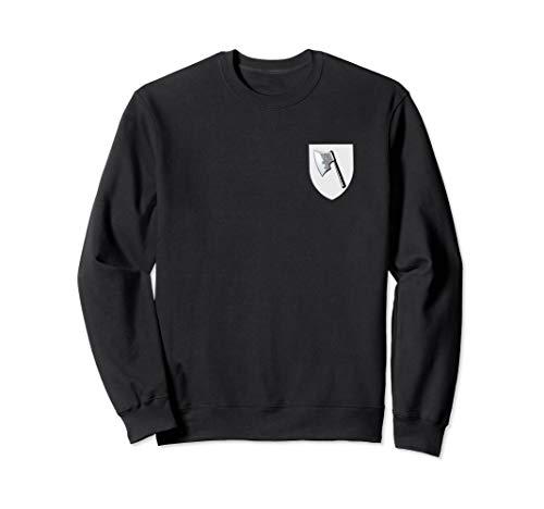 Metzger | Zunftwappen Auf Der Brust | Sweatshirt