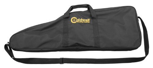 Caldwell Magnum Rifle Gong Carry Bag with Heavy Duty Construction and Inner Compartment for Outdoor, Range, Shooting and Hunting