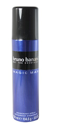 Bruno Banani Magic Man Deodorant Spray, 150 ml
